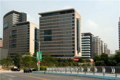 龙岩市农村社会化服务中心大楼
