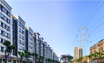 厦门市街区立面整治项目第十六标段工程项目