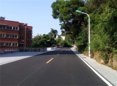 海山路——湖里街道、殿前街道市政设施修复提升工程项目