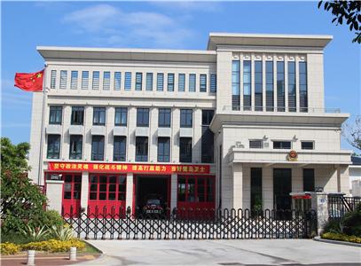 厦门会展消防站